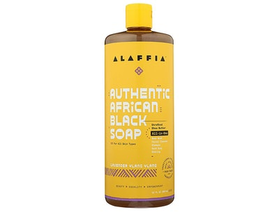 Alaffia Authentic African Black Soap