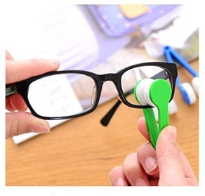 The Flash Eyeglass Microfiber Spectacles Cleaners (12-Pack)