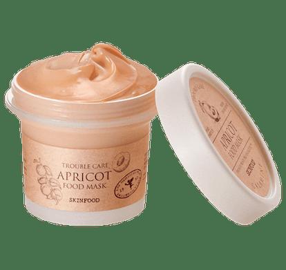 Apricot Food Mask