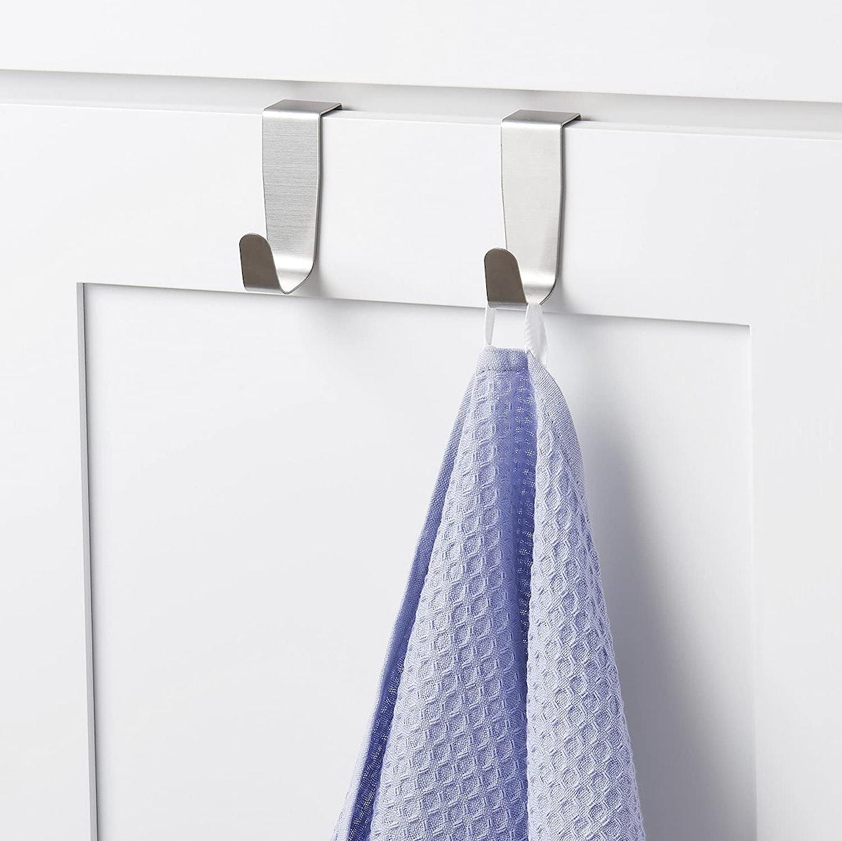 YouCopia Over the Cabinet Door Hooks (Set of 2)