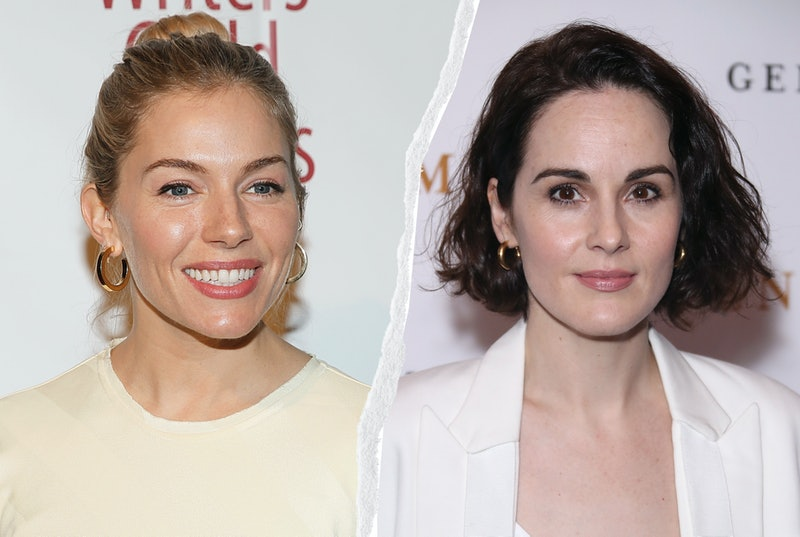 Sienna Miller and Michelle Dockery will star in 'Anatomy of a Scandal'
