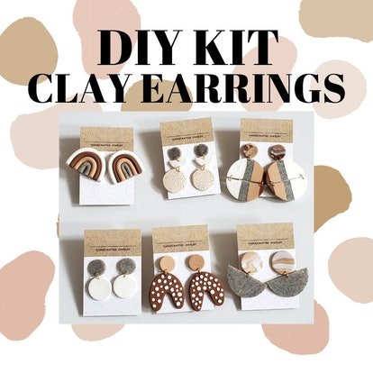 DewDropInc DIY Polymer Clay Earring Kit