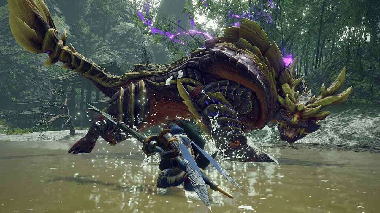 Monster Hunter Rise Release Date Trailer And Nintendo Switch Gameplay
