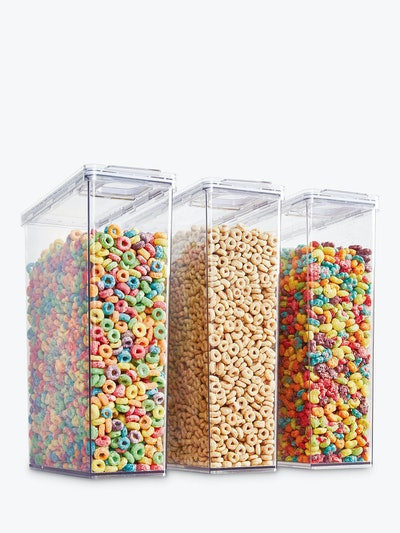 The Home Edit & iDesign Cereal Canister