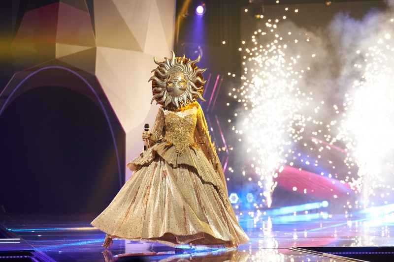 The Sun on 'The Masked Singer' Theories (via Fox)