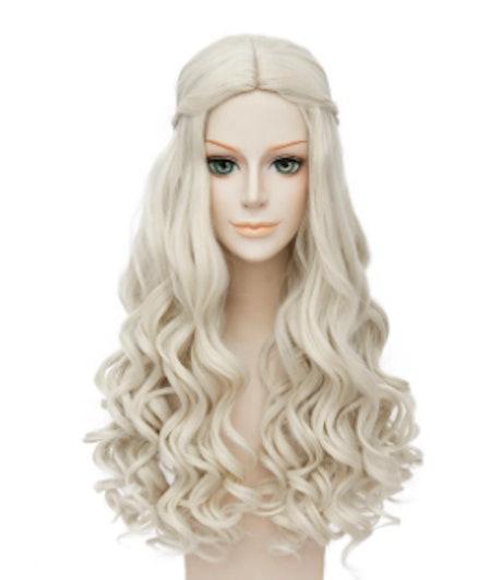Synthetic Wig Cosplay