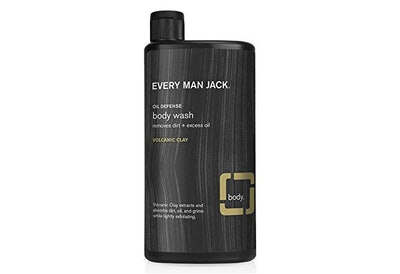 Every Man Jack Oil Defense Body Wash - Volcanic Clay (2-Pack)