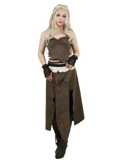 Dothraki Kaleesi Outfit