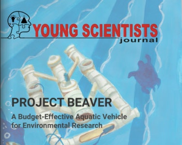 Young Scientists Journal Issue 22