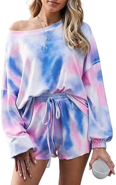 Saslax Tie Dye Loungewear