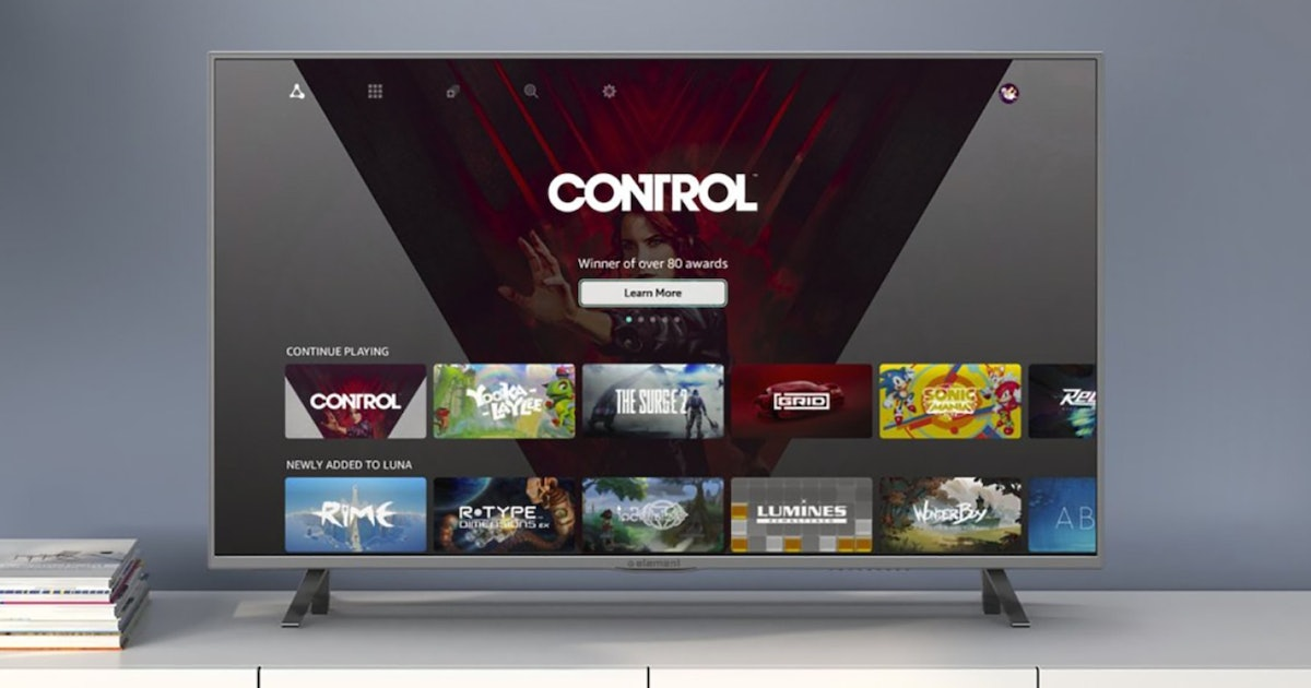 Amazon's Luna cloud gaming service is an embarrassing Stadia clone