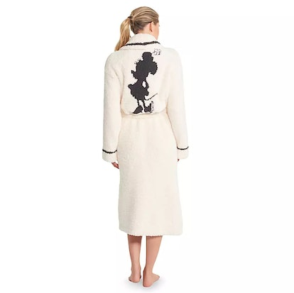 Minnie Mouse Robe for Adults by Barefoot Dreams