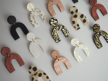 ClayAndCollection Clay Earrings