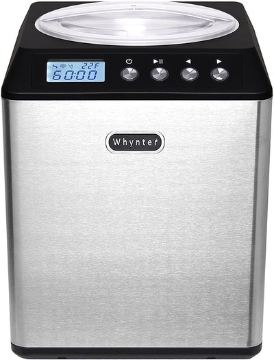 Whynter Automatic Ice Cream Maker