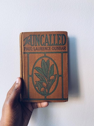 """ANTIQUE CLOTHBOUND """"THE UNCALLED"""" BY PAUL LAURENCE DUNBAR (FIRST EDITION, 1901)"""