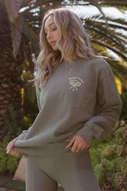 Morgan Stewart Sport Cypress Sweatshirt