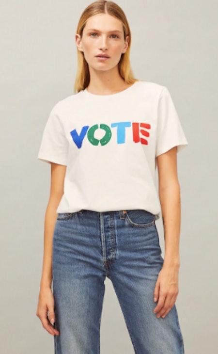 Tory Burch Vote T-Shirt