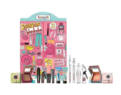 Benefit Cosmetics Mini Superstar Wardrobe Makeup Value Set