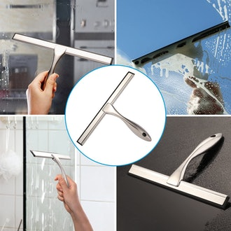 HIWARE All-Purpose Shower Squeegee