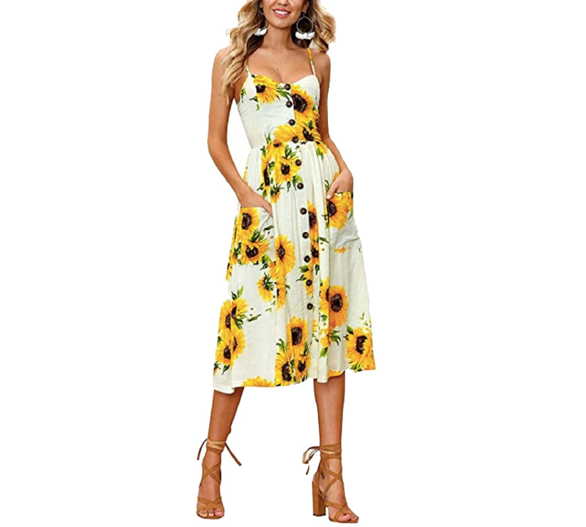 SWQZVT Women's Dress