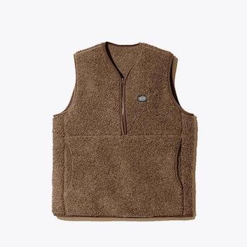 Snow Peak Wool Fleece Vest