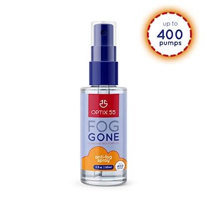 Optix 55 Anti-Fog Spray for No