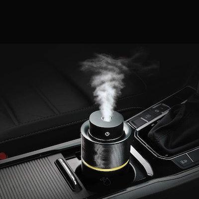 Vyaime USB Car Essential Oil Diffuser