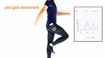 Researchers created a smart suit that can track vital data in real-time, like body temperature and gait.