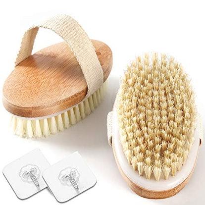 Dry Body Shower Brush