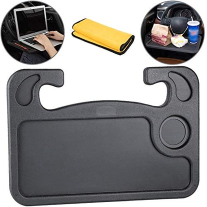 Homesprit Car Steering Wheel Desk,