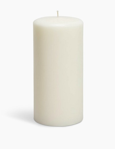 Wide Pillar Candle