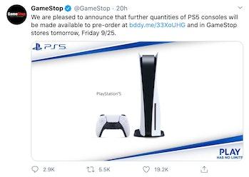 @GameStop on Twitter