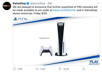 @GameStop on Twitter