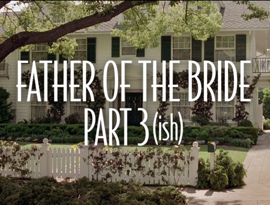 A 'Father Of The Bride' special is coming to Netflix.