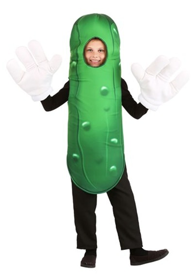 Pickle Costume For Kids