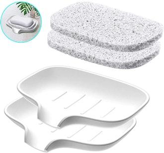 GESMA Soap Dish with Drain