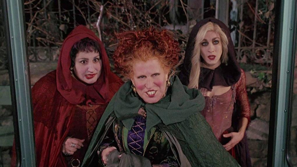 the cast of 'Hocus Pocus'