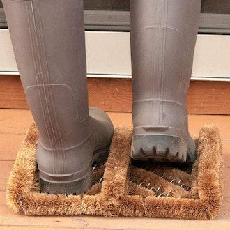 Ninamar Natural Coir Boot Scraper
