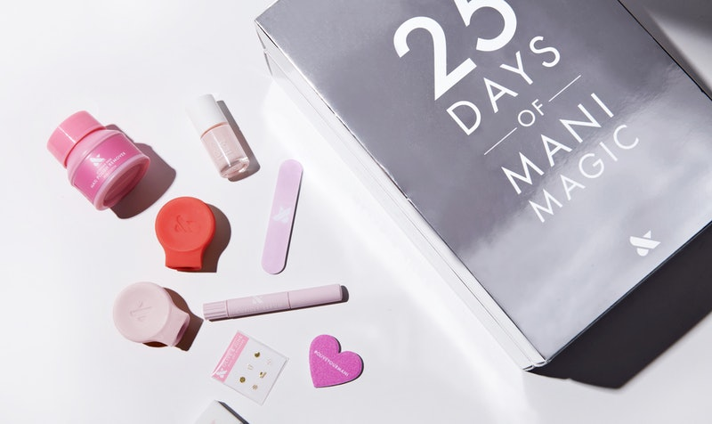 Olive & June's 2020 holiday offering is an advent calendar for nails