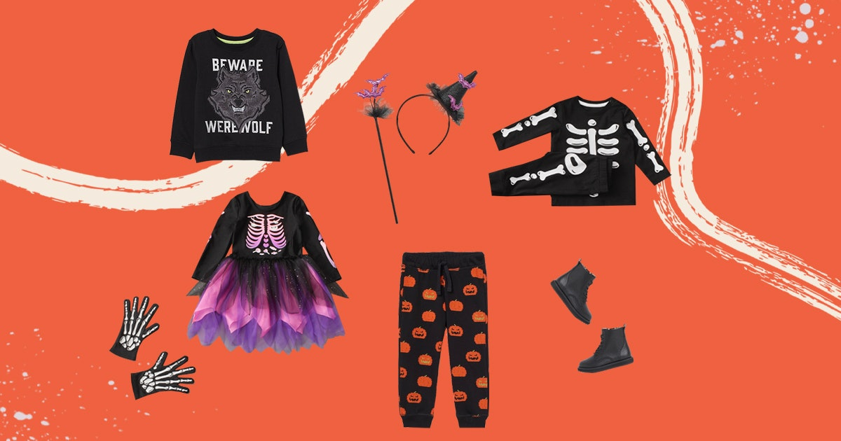 3 Low-Lift Halloween Costumes Using Seasonal Accessories From H&M
