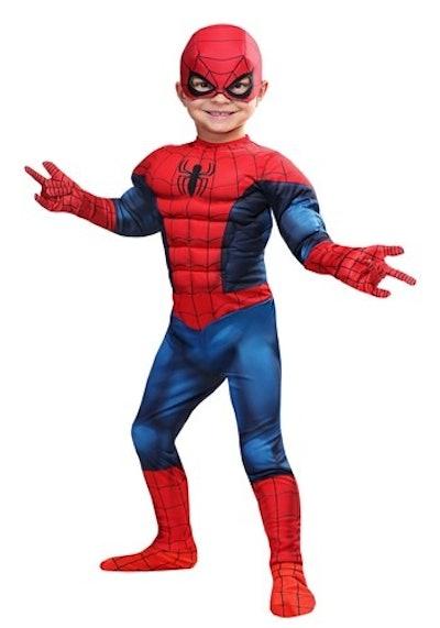 Marvel Spider-Man Costume