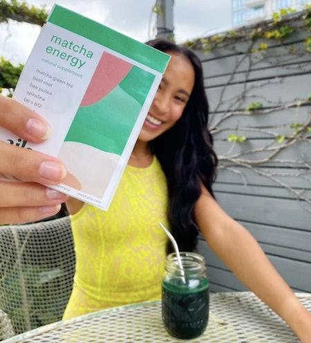Matcha Energy | Super Powder Blend