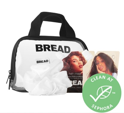 BREAD BEAUTY SUPPLY Snac Pac Travel Size Wash-Day Essentials for Curly & Textured Hair