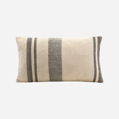 50 x 30cm Beige Cotton Morocco Pillowcase