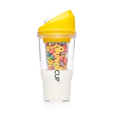 The CrunchCup - A Portable Cereal Cup