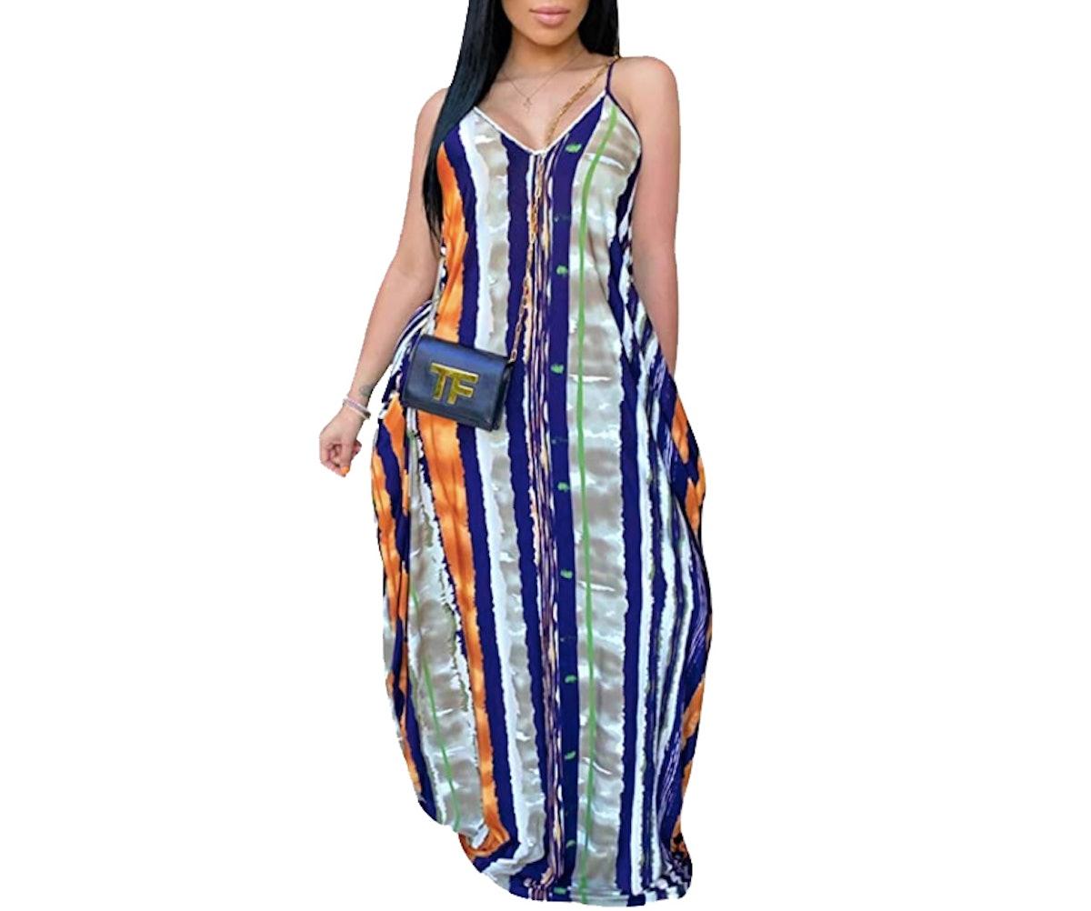 SheKiss Women's Maxi Dress