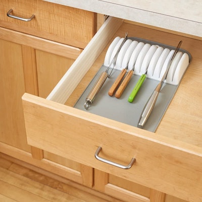 madesmart In-Drawer Knife Mat