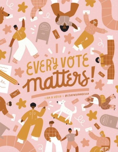 Every Vote Matters puzzle