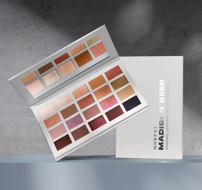 Madison Beer Channel Surfing Artistry Palette