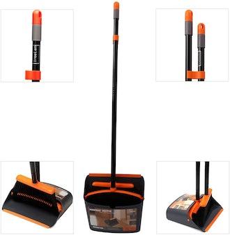 TreeLen Dustpan and Broom